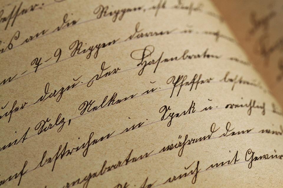 手紙の書き方のマナー