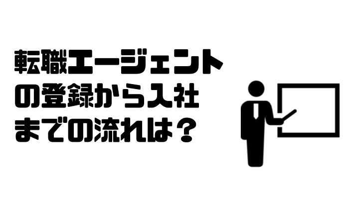 転職エージェント_流れ